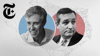 Could Democrat Beto O'Rourke Defeat Ted Cruz in Texas? | NYT News - THENEWYORKTIMES