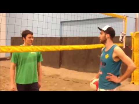 German Volleyball Techniques