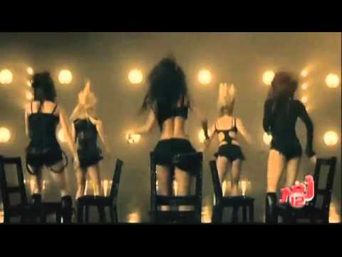 The Pussycat Dolls Buttons Official Video 