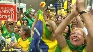 Brazil: Behind the Dilma Rousseff impeachment story - The Listening Post (Full) - ALJAZEERAENGLISH
