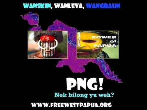 West Papua music   Wamena Papua