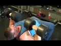 Dumbbell Press - 100 x 10
