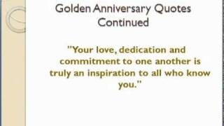 50th wedding anniversary quotes and poems