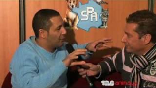 Le célèbre humoriste CARTOUCHE se livre sur sa passion des animaux au micro de Bruno SORIANO lors du Noêl de la Spa. Drôle mais aussi émouvant …
