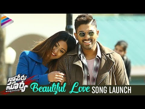 Naa peru surya naa illu india latest press meet beautiful love naa peru surya naa illu india latest press meet beautiful love song allu arjun anu emmanuel thecheapjerseys Image collections