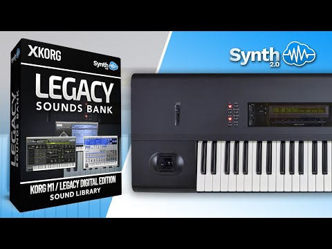 S4K KORG Legacy Digital - M1 COLLECTION by DAVID - ( FREE PATCHES / SOUNDS )