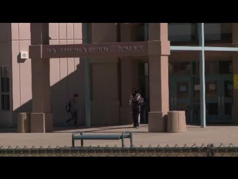 Student depantsed at Rio Rancho school