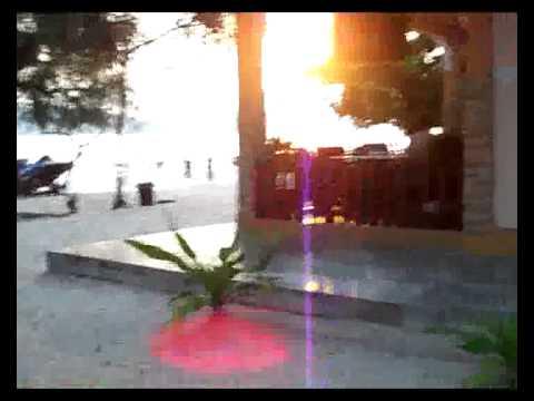 Hot Skodeng Tok Moh 2012 from AB Motel at Cenang Mini Town