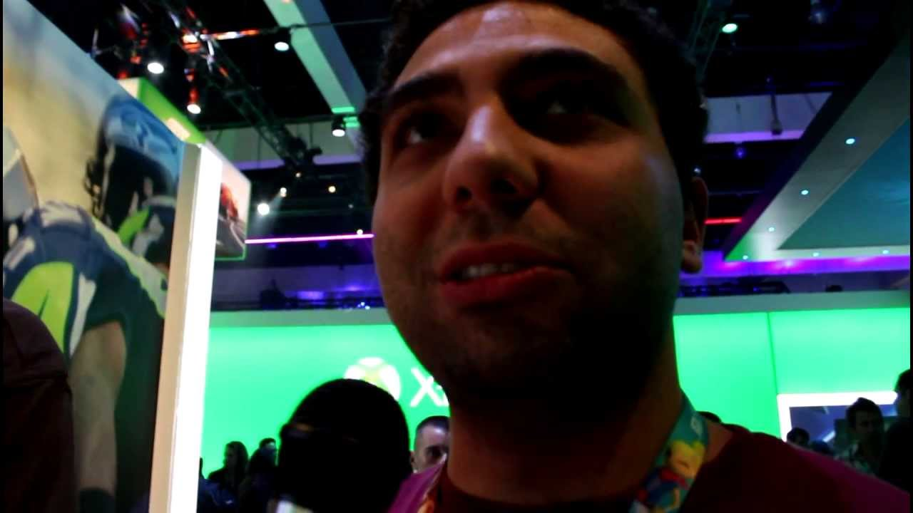 Joe's E3 Highlights - Day 1 - E3 2013