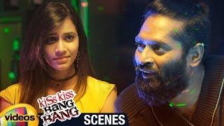 Kiss Kiss Bang Bang 2018 Telugu Movie | Brothel Business in a Bar | Kiran | Harshada | Mango Videos - MANGOVIDEOS