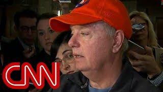Graham slams Stephen Miller, White House staff - CNN