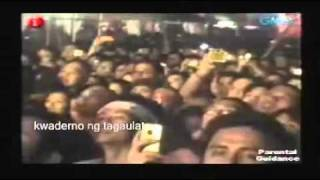 Eraserheads – Banda ng Masa (iWitness) BEST QUALITY Part 2