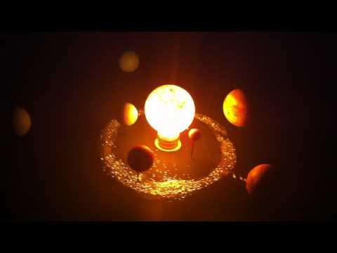 Maqueta Sistema Solar