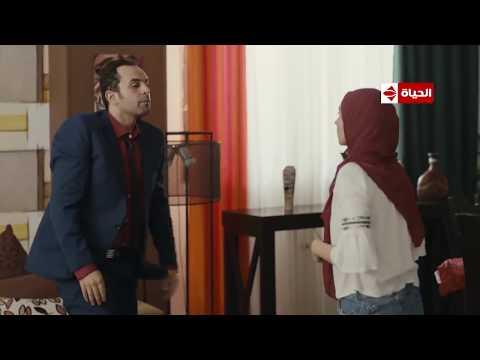 أيوب | خناقة جديدة بين عزت وأسماء... وتطلب الطلاق منه مجددا