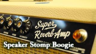 Royalty Free :Speaker Stomp Boogie