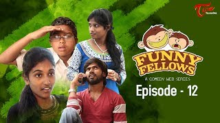 FUNNY FELLOWS | Kids Comedy Skits | Part #12 | By Lavanya Alvala | #TeluguComedy - TELUGUONE