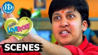 Routine Love Story Movie Scenes || Snigdha Narrates Story to Vennela Kishore Comedy Scene | Regina - IDREAMMOVIES