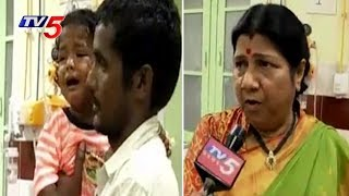 Boy Rescued from Borewell After 11 Hours at Guntur | Nannapaneni Rajakumari Face to Face | TV5 News - TV5NEWSCHANNEL
