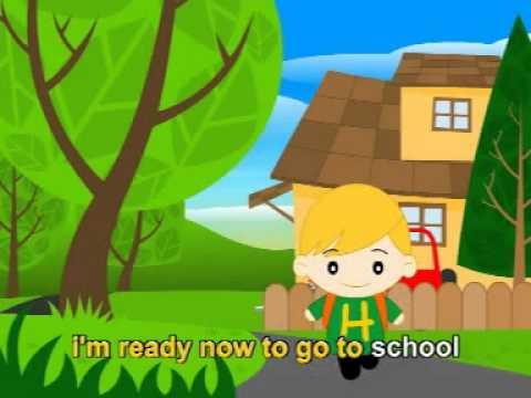 Musik Lagu Anak Bahasa Inggris - Morning Activity