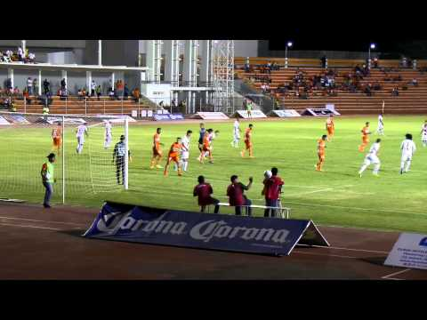 Correcaminos Vs Alajuelense (Costa Rica) - Intento
