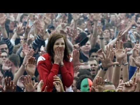 Defqon.1 2011 - Maintrack intro (DVD Blu-Ray preview 1of7)