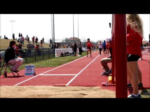 IWU Women's Long jump