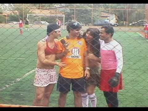 Futebol Homens x Mulheres Uberaba- Mg Programa TOP
