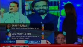 PM Modi will run away if I speak 15 minutes in Parliament: Rahul Gandhi - NEWSXLIVE