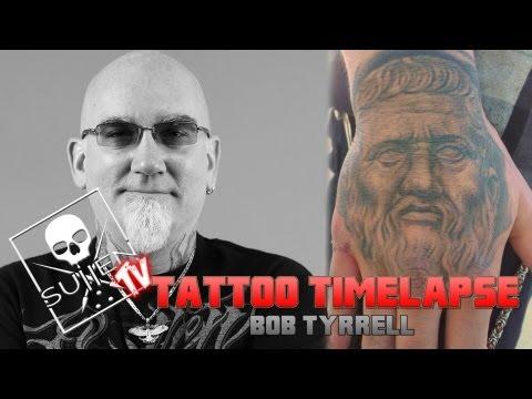 Tattoo Timelapse - Bob Tyrrell