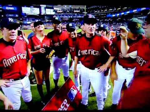Kate Upton - 2011 MLB Celebrity Softball Game