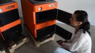 Как выбрать твердотопливный котел для отопления дома?Смотрите наше видео!