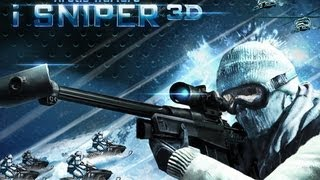iSNIPER 3D ARCTIC WARFARE FOR IPHONE, IPAD & IPOD TOUCH! view on youtube.com tube online.