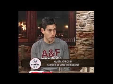 Gustavo Rossi en Café con Fútbol