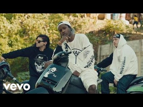 "A$AP Rocky ~ Wild For The Night (Feat. Skrillex x Birdy Nam Nam)(Explicit) ""Official Video"""