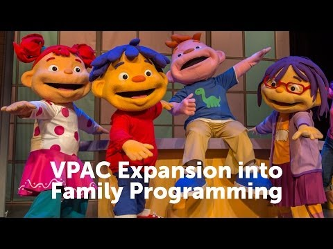 VPAC Expansion into Children and Family Programming