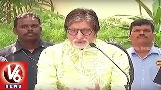 Amitabh Bachchan 73rd Birth Anniversary Celebrations
