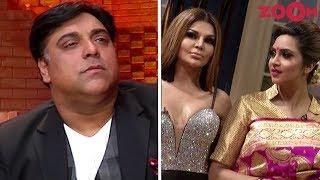 Ram Kapoor Talks About His New TV Show | Rakhi & Arshi On Appearing On Rajeev Khandelwal's Show - ZOOMDEKHO