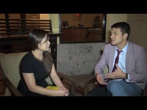 Jericho Rosales with Lorian Fausto