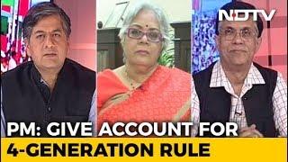 Road To 2019: Jabs Get Personal Between PM Modi And Rahul Gandhi - NDTV