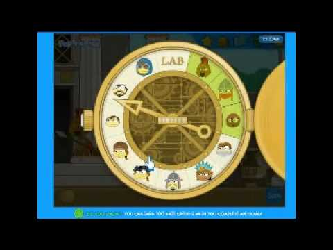 poptropica know how time tangled island part 1
