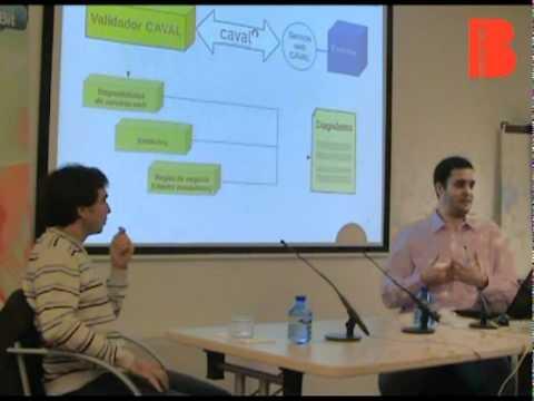 CAVAL: Un lenguaje común tecnológico para el turismo (Forotec 2011)