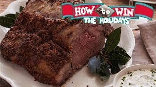 Holiday Roast Prime Rib | Food Network - FOODNETWORKTV