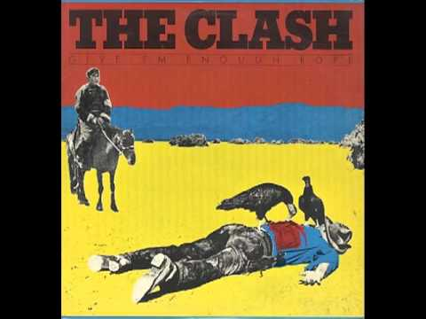 "The Clash GEER Rare Studio Demos 1 / 8 ""All The Young Punks"""