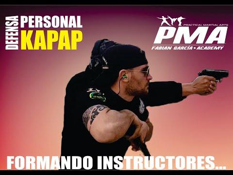 Curso para Instructores Nivel II de Kapap - Jornada 2