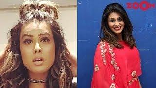 Nia Sharma, Kishwer Merchant & others' Diwali glam pics REVEALED! | Television News - ZOOMDEKHO