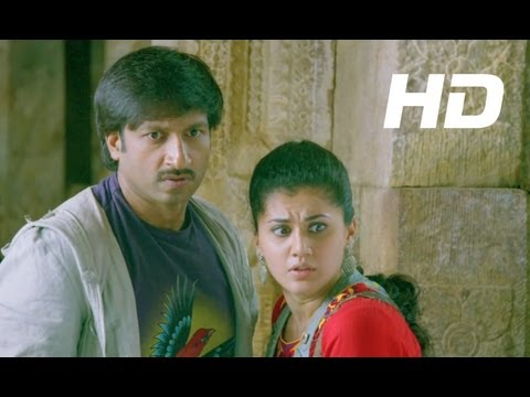 Sahasam new action trailer HD - Gopichand, taapsee pannu