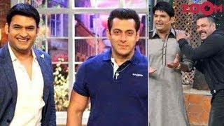 Backed by Salman Khan, Kapil Sharma's TV show gears up for its comeback - ZOOMDEKHO