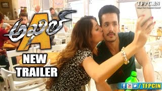 Akhil Movie New Trailer | Akhil | Sayyesha | TFPC - TFPC
