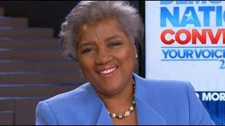Donna Brazile: Debbie Wasserman Schultz 'Deserves' to Be a Part of DNC - ABCNEWS