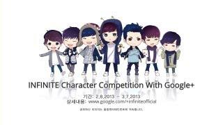 #INFINITEcharacter - May the best character win! Untuk semua fans K-Pop di luar sana, goreskan pena di atas kertas untuk mengubah anggota INFINITE tercinta menjadi karakter manga. Keterangan lebih lanjut: http://goo.gl/6U5iS
